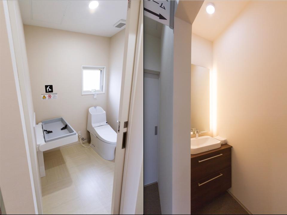 トイレ パウダー